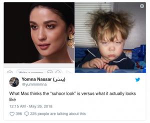 MAC cosmetics, multicultural, international