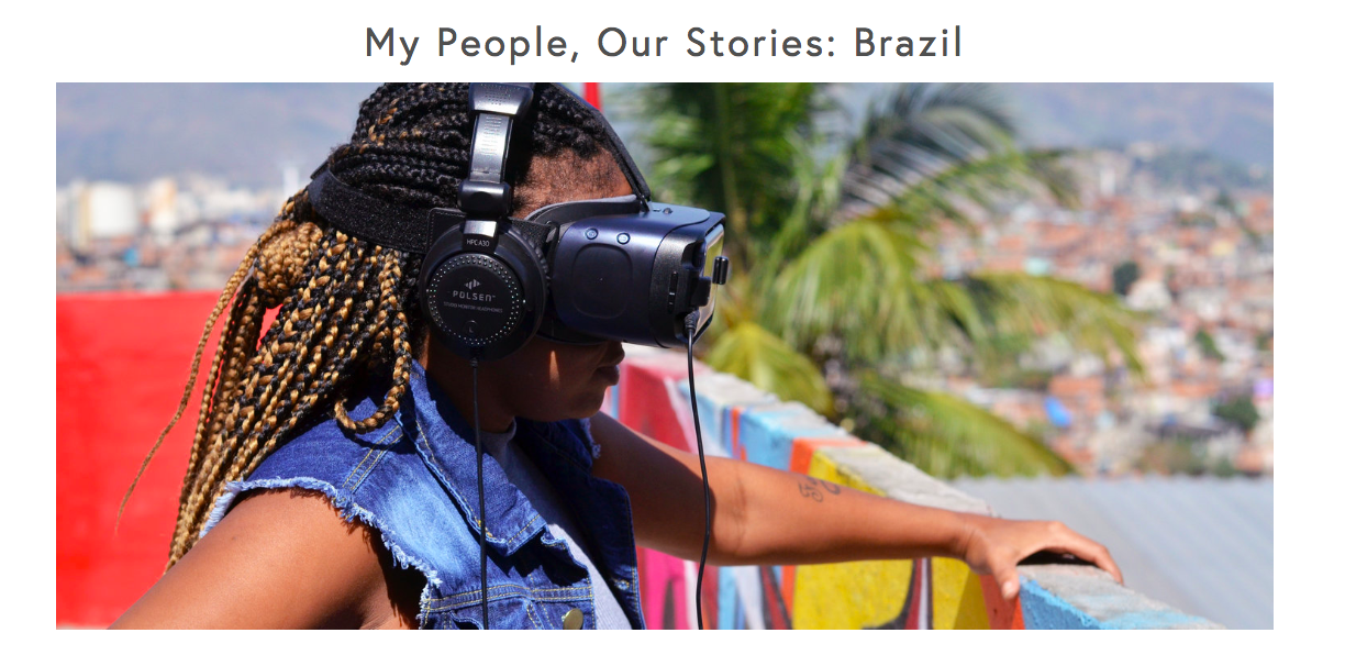 virtual reality activism journalism storytelling